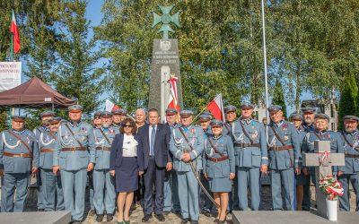 Obchody 100. rocznicy Bitwy Niemeńskiej w Berżnikach