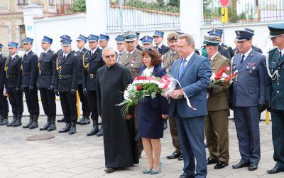 81. rocznica sowieckiej agresji na Polskę – uroczystości w Sejnach