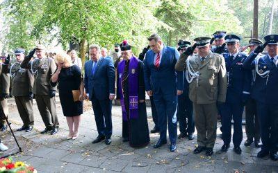 Obchody 100. rocznicy Bitwy Niemeńskiej w Sokółce