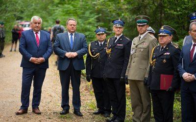 76. rocznica bitwy 9. Pułku Strzelców Konnych w rejonie Osowe Grzędy