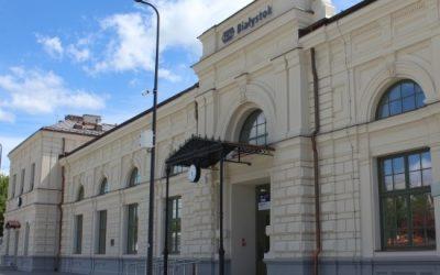 Zmodernizowany dworzec PKP w Białymstoku oficjalnie otwarty