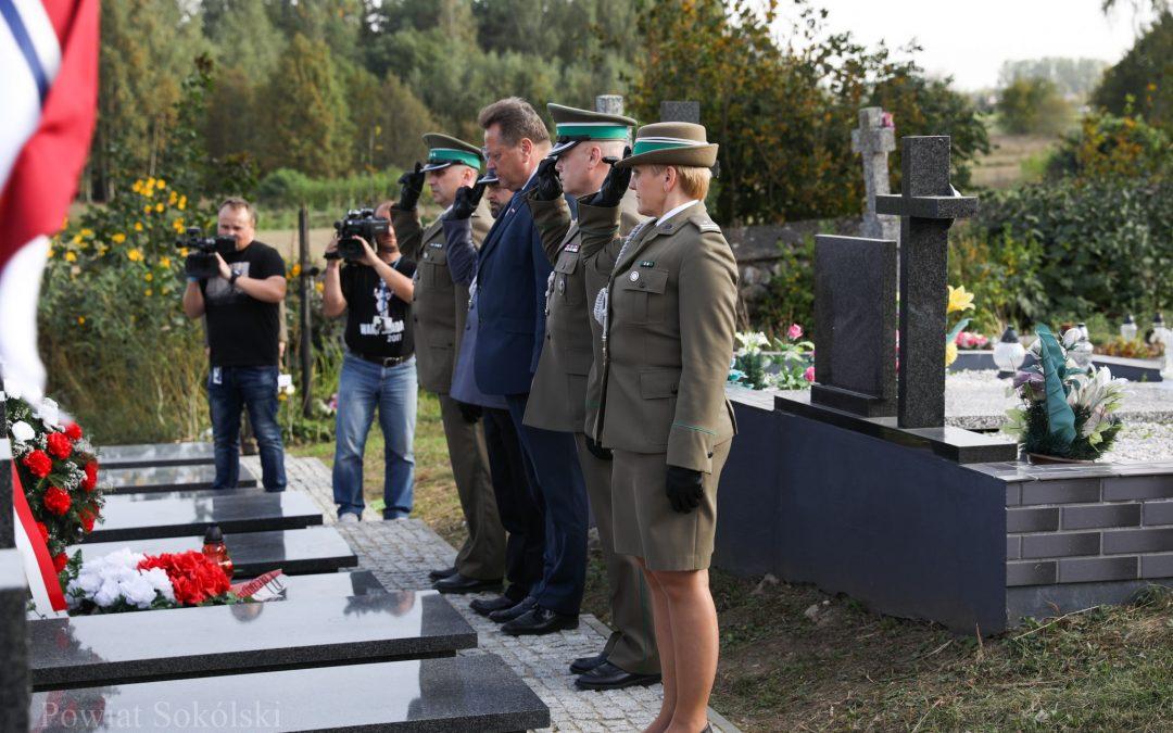 Obchody 100. rocznicy Bitwy Niemeńskiej i upamiętnienie Żołnierzy Wojska Polskiego poległych na wojnie polsko-bolszewickiej w 1920 roku w Nowym Dworze