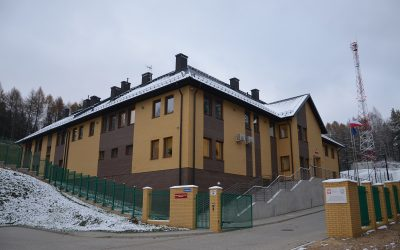 Nowa Placówka Straży Granicznej w Krynkach