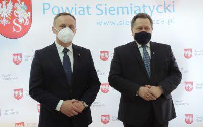 Inwestycje jako instrument rozwoju powiatu siemiatyckiego