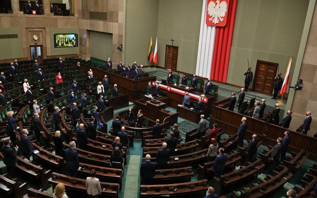 Zgromadzenie Parlamentarzystów Polski i Litwy w 230. rocznicę Konstytucji 3 Maja