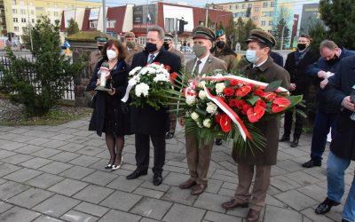 Pamięć o tych, którzy zginęli za Polskę- uroczystości w Sokółce