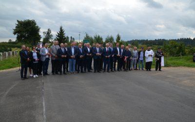 Nowa droga powiatowa Sidory – Smolniki – Wiżajny